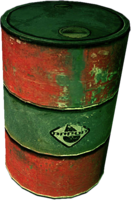 Dead rising Gas Barrel 88
