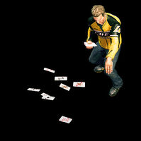 Dead rising playing cards (6)