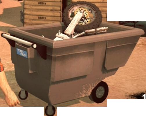 Utility Cart (Dead Rising 2)