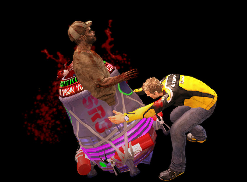 Dead rising cryo pod alternate entraping or hitting zombie (3).jpg