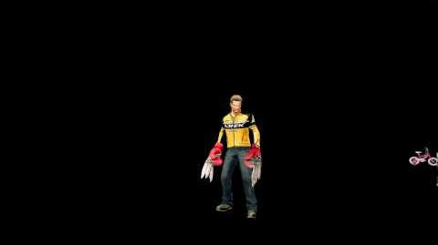 Dead rising 2 knife gloves weapon moves