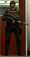 Special Forces Guard