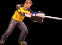 Dead rising chainsaw alternate OR MAIN