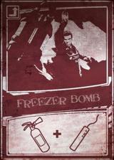 Freezer bomb scratch