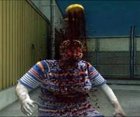 Dead Rising shower head zombie