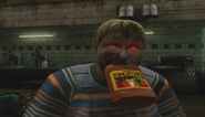 Dead rising condiment in zombies mouth 3