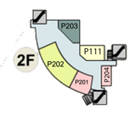 Paradise Plaza Map 2