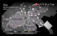 Capcom Treasure Willamette Mall Map