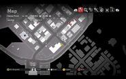 Capcom Treasure Old Town Building Map