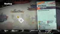 Dead rising 2 map safe house rooftop