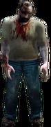Dead rising zombie blading