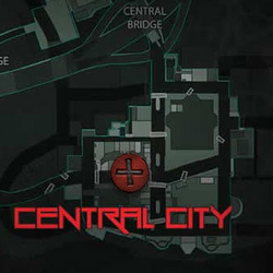 Dead rising 3 central city map