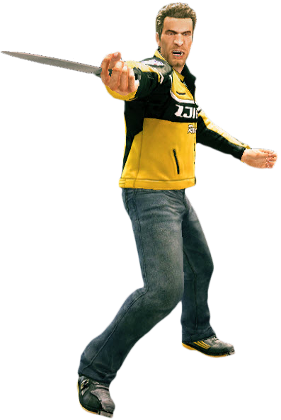 Chef Knife (Dead Rising 2)