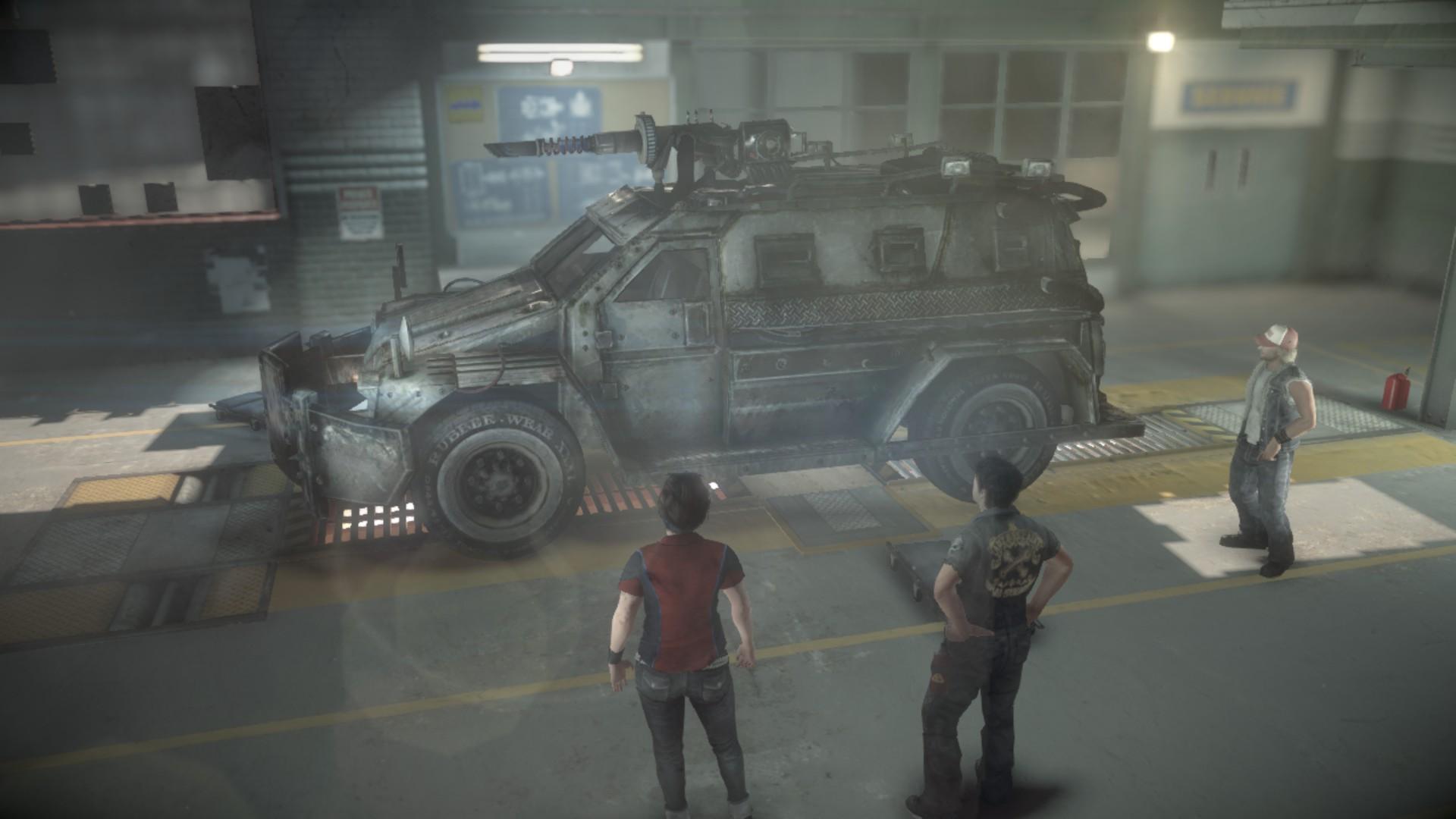Combine Two Vehicles