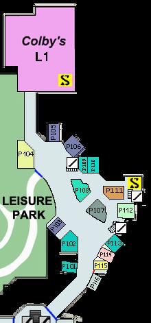 Paradise Plaza 1st floor