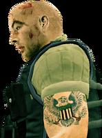 Dead rising dwight tatoo