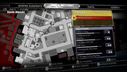 Electrofire Staff Blueprints Location 2