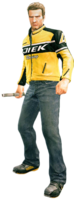 Dead rising flare holding