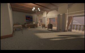 Virago Honeymoon Suite