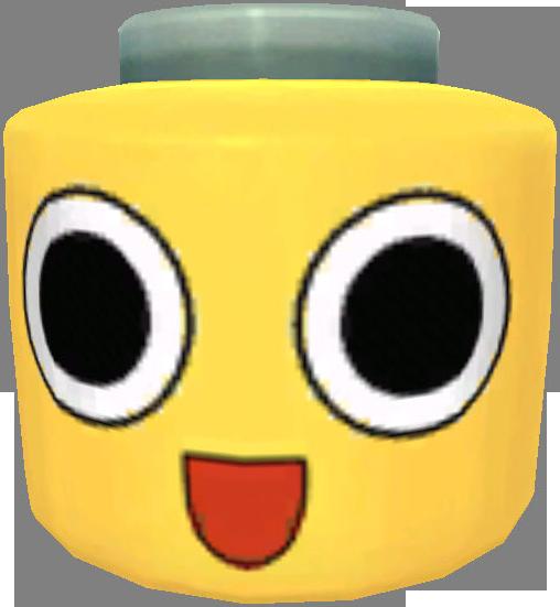 Novelty Mask (Servbot)