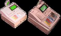 Dead rising cash register broken and new