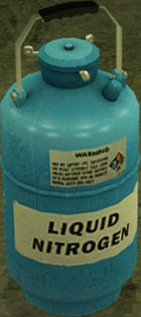 Liquid Nitrogen (Dead Rising 2)
