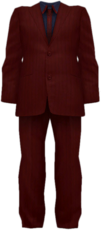 Dead rising Burgundy Wine Outfit