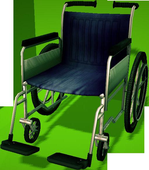 Wheelchair (Dead Rising 3)