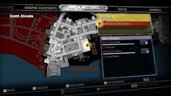 Electroice Staff Blueprint Parking Lot Map