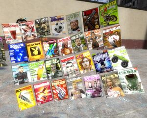 All magazine props.jpg