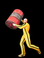 Dead rising Gas Barrel ready (3)