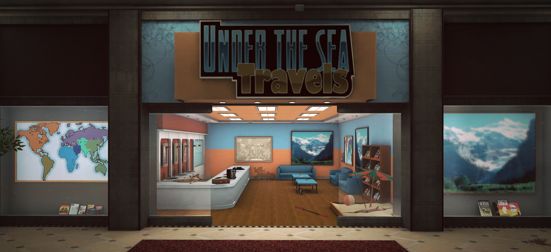 Under the Sea Travels
