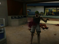 Dead rising wine zombies hit by bottles (3)