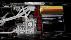 Tactical RC Blueprint Map