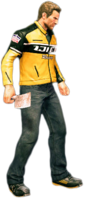 Dead rising meat cleaver holding