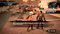 Dead rising 2 case 0 Handle With Care no broadsword (5)
