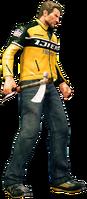 Dead rising tomahawk holding