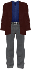 Dead rising Casual Outfit