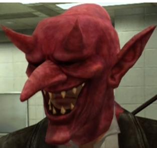 Novelty Mask (Ghoul)