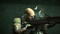 Dead Rising 2 Dwight Boykin shoots
