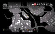 Capcom Treasure Tom's Map