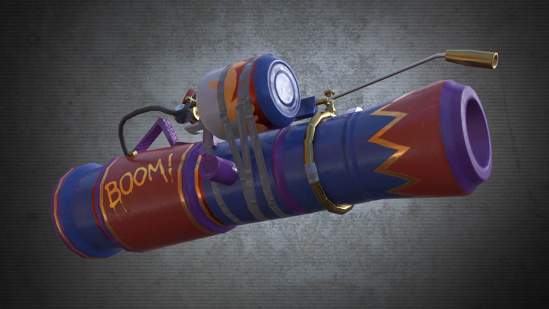 Bazooka Cannon