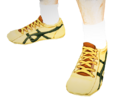 Dead rising Yellow Sneakers 2