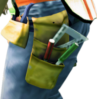 Dead rising terri full tools on belt