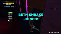 Beth Joins