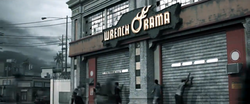 Dead rising wrech o rama entrance