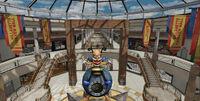Dead rising willamette mall entrance plaza