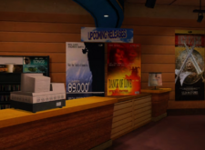 Robaska Digital Counter with Posters