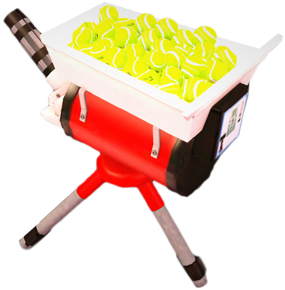 Tennis Ball Launcher (Off the Record)