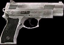Handgun (Dead Rising 2)